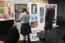 Art GCSE Exhibition 2015-16 (19)