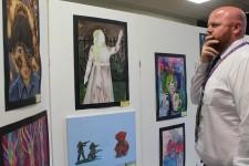 Art GCSE Exhibition 2015-16 (22)
