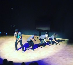 Queen Elizabeth Olympic Park and Breaking Conventions present Moving Rap Project