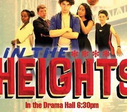 In The Heights - Academy Drama Production