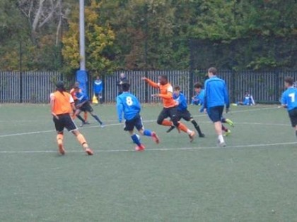 Football - Bacons 26.10.15