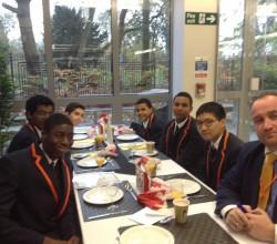 Breakfast Reward Winners - 20 November 2015