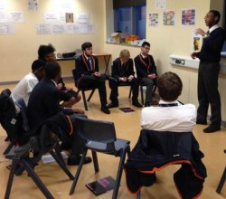 Public Speaking Workshop for Most Able Students