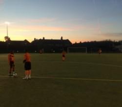 Football - Double Header Against St Thomas Apostle