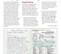 Innovation newsletter - December 2015 - Focus on Marking