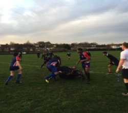 Rugby - HBAED 50 Peckham 0