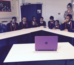 Year 9 Budding Businessmen Become Global Citizens