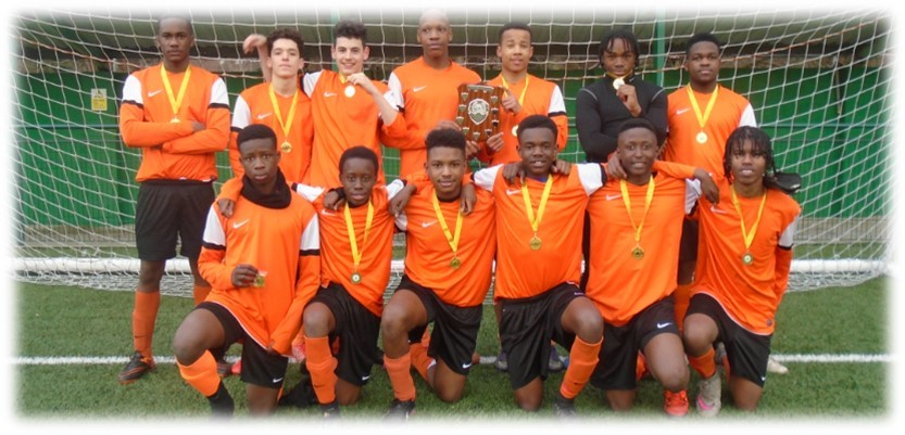 Year 10 cup winners