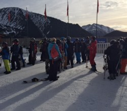Day 2 - Andorra Ski Trip, Report and Pictures