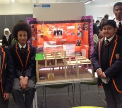 Year 8 Win Science Prize
