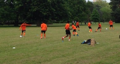 South London Cup 13.6.16
