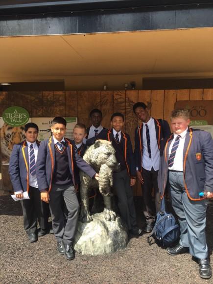 Renaissance Day - London Zoo tigers