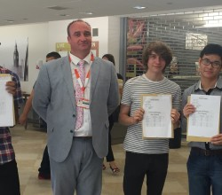 GCSE Results 2016 - Our Best Results Ever