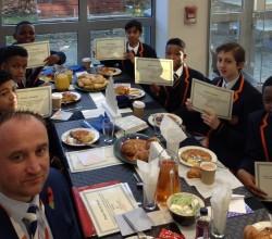 Breakfast Reward Winners - 11 November 2016