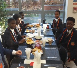 Breakfast Reward Winners - 18 November 2016