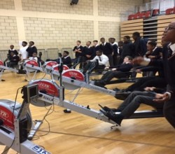 London Youth Rowing Competition - Faculty Friday