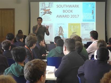 Southwark Book Award.2