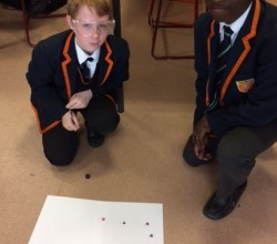 Science Week Investigation - Who killed Mr Saunders?