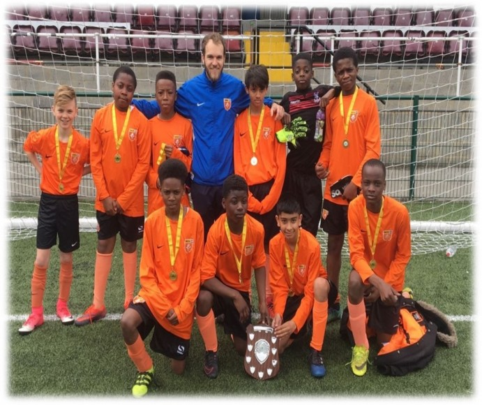 Year 7 cup final 26.4.17
