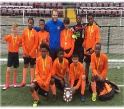Year 7 - Harris Cup Final - HBAED 4 Chobham 1