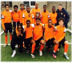 Year 11 - Harris Cup Final - HBAED 4 Peckham 2
