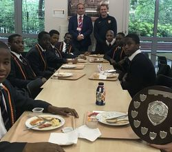 Special Reward for our Football and Rugby Stars
