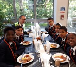 Breakfast Reward Winners - 15 September 2017