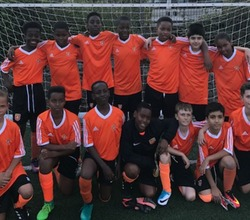 Football - Year 7 - STAC 3 HBAED 2