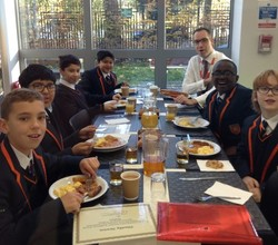 Breakfast Reward Winners - 17 November 2017
