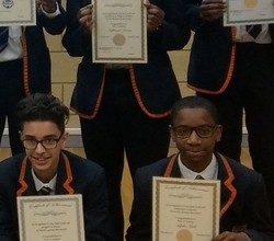 Rewards Assemblies Celebrate Success
