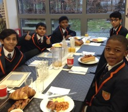 Breakfast Reward Winners - 26 January 2018