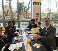 Breakfast Reward Winners - Friday 2 February