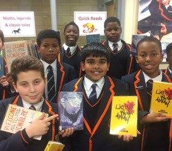 Book Club Gets Ready for Southwark Book Award
