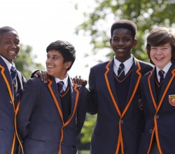 Harris Boys' in Top 7% for Student Progress