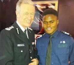 Alhaji - Police Cadet of the Year
