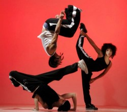 Zoonation workshop for GCSE Year 9 dancers