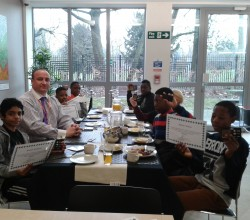 Breakfast reward winners - 13 March 2015