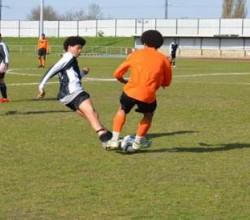 Football - Harris Battersea 0 HBAED 9