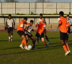 Year 11 Harris Cup Football Final Report