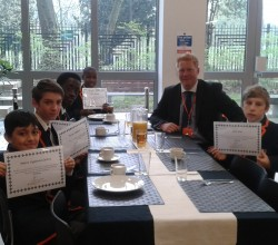 Breakfast Reward Winners - 24 April 2015