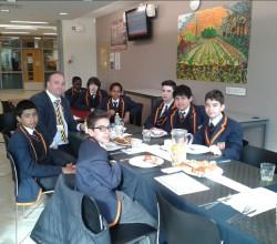 Breakfast Reward Winners - Friday 1 May