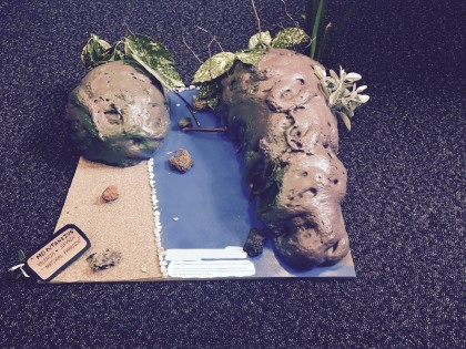 Geography models 3