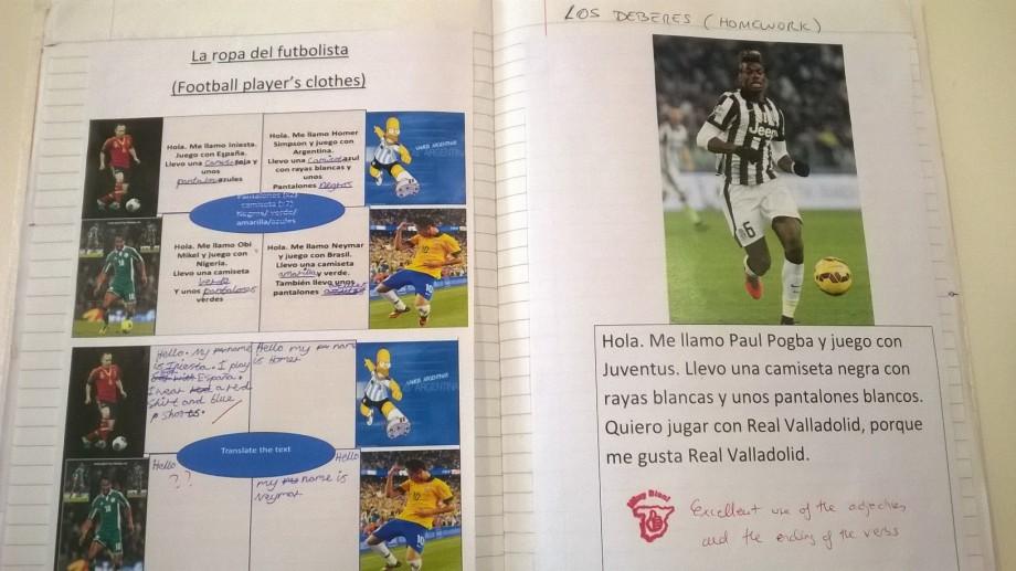 Homework - Spanish 12.5.15