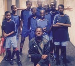 Year 8 Handball Victory - HBAED 23 London Nautical 6