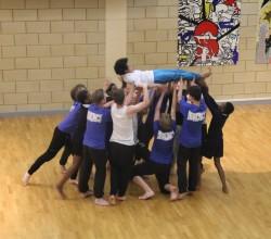 Herne Bay High and Harris Boys' Academy Dance Sharing
