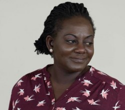 FGM Doctor Comfort Momoh MBE Visits Academy