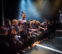 Mistura, Year 10, Plays Lady Macbeth at Young Vic