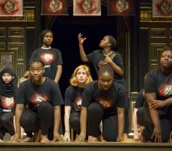 Year 9 Perform Richard III on London Stage