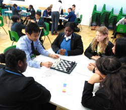 Harris Federation Chess Tournament