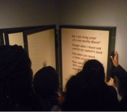 Year 8 Learn About Slavery During Maritime Museum Trip
